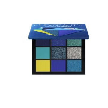 HudaBeauty Eyeshadow Palette Obsessions Shapphire - US