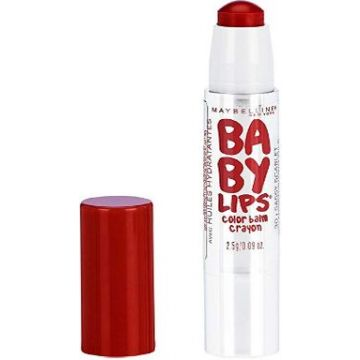 Maybelline Baby Lips in Sassy Scarlet