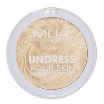 MUA Undress Your Skin Highlighting Powder - Golden Scintillation