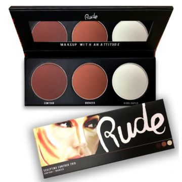 Rude Cosmetics Sculpting Contour Trio - 65550