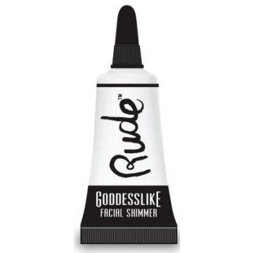 Rude Goddesslike Facial Shimmer - 75043 Selene