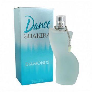 Shakira Dance Diamonds By Shakira EDT Spray - 80ml