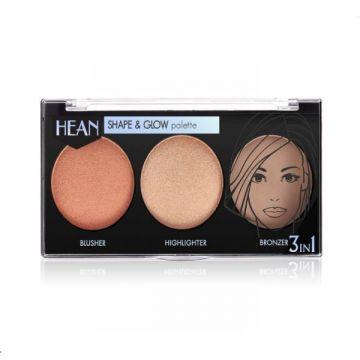 Hean Shape & Glow Palette