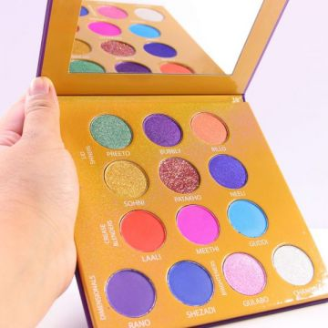 Zay Beauty Shokh Eyeshadow Palette