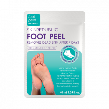 Skin Republic Foot Peel - SR012