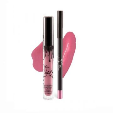 Kylie Matte Liquid Lipstick & Lip Liner - Smile 4.25g - US