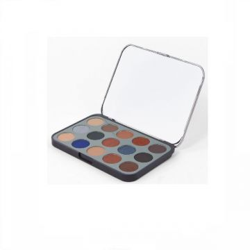 BH Cosmetics Glam Reflection - Smoke - 15 Color Shadow Palette - US
