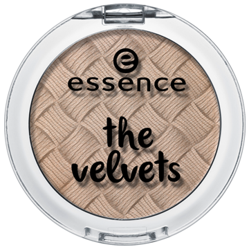 Essence The Velvets Eyeshadow - 03 Smooth Caramel - 2.8g - MB