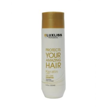 Luxliss Keratin Smoothing Daily Shampoo Volume 250ML