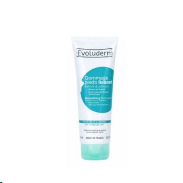 Evoluderm Smoothing Foot Scrub - 125ml