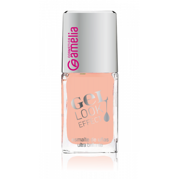 Amelia Gel Look Effect Nail Polish - Soft Pink
