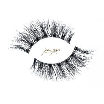 Lavaa Lashes Invisible 3D Mink Collection - Sophisticated