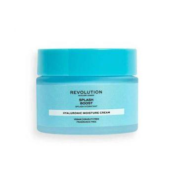 Makeup Revolution Skincare Splash Boost Moisture Cream With Hyaluronic Acid