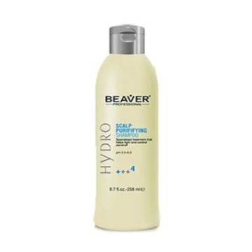 Beaver Repair Scalp Purifying Shampoo - 258ml - SPS01