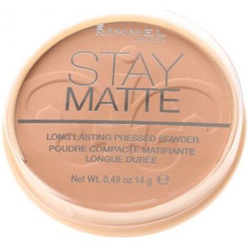Rimmel Stay Matt Pressed Powder - Caramel - 034-30
