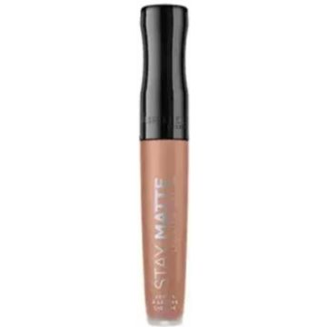 Rimmel Stay Matte Liquid Lip Color - Latte To Go - 710