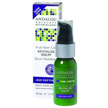 Andalou Naturals (Age Defying) Fruit Stem Cell Revitalize Serum