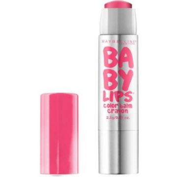 Maybelline Baby Lips in Strawberry Pop