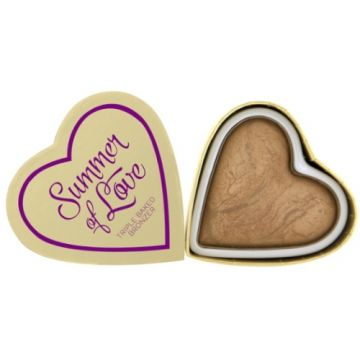 I Heart Makeup Hearts Bronzer - Summer Of Love