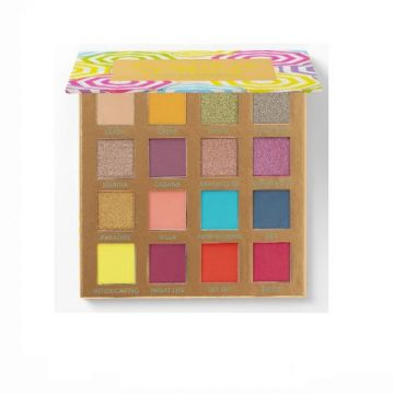 BH Cosmetics Summer in St. Tropez 16 Color EyeShadow Palette