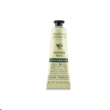 Crabtree and Evelyn Summer Hill Softening Hand Therapy - 25g - MB