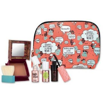 Benefit Sun Kinda Wonderful ''Highlighting & Bronzing Set''