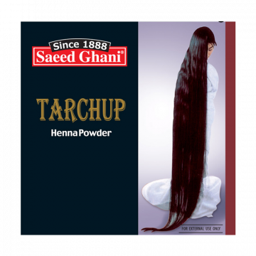 Saeed Ghani Tarchup Henna Powder - 100gm
