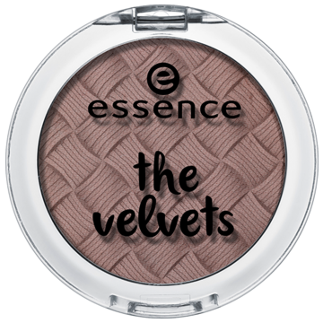 Essence The Velvets Eyeshadow - 05 Taupe Secret - 2.8g - MB