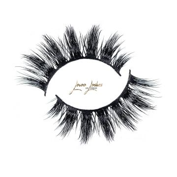 Lavaa Lashes Famous Faux Collection - Theron