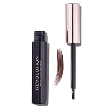 Makeup Revolution Brow Tint - Dark Brown