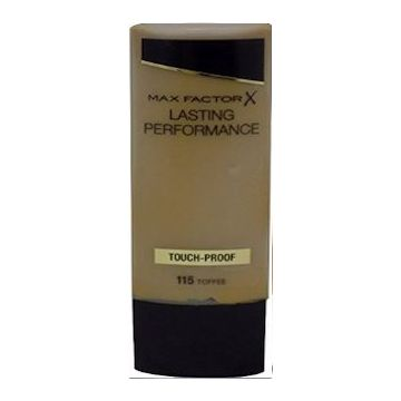 Max Factor lasting Performance Foundation TP - Toffee - 115 - 8005610263694