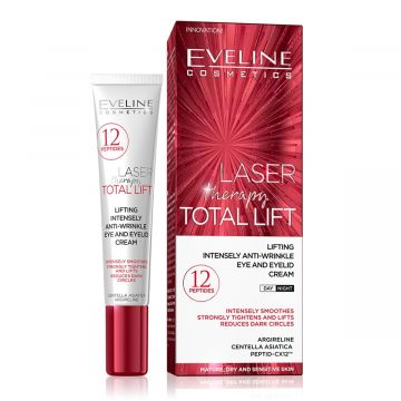 Eveline Laser Therapy Total Lift Eye And Eyelid Cream 20ml