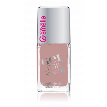 Amelia Gel Look Effect Nail Polish - Taupe