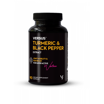 Versus Turmeric & Black Pepper Extract