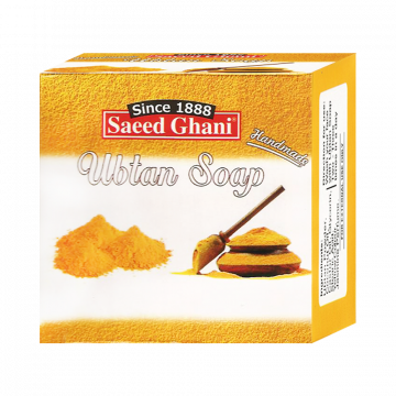 Saeed Ghani Ubtan Soap Handmade (85gm)
