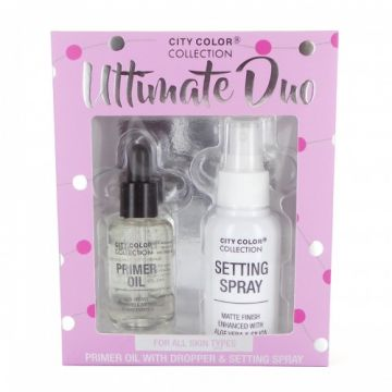 City Color Collection Ultimate Duo Set - BB