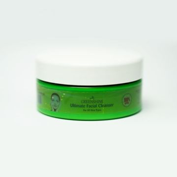 Greenshine Ultimate Facial Cleanser 150gm
