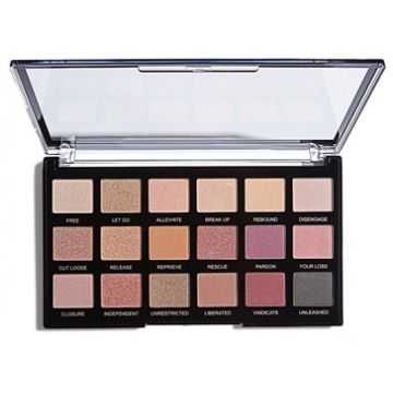 Makeup Revolution Pro Regeneration Palette - Unleashed