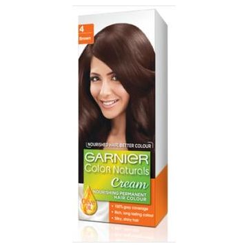 Garnier Color Naturals No. 4 Brown - 0374 - 8964000462263