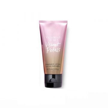 Victoria's Secret Velvet Petals Fragrance Lotion (Lush Blooms, Almond Glaze, Made You Blush) (75ml/2.5oz) - US