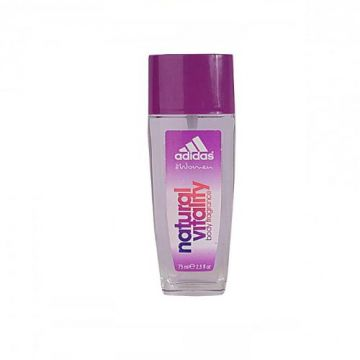 Adidas Women Natural Vitality Body Fragrance - 75ml