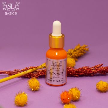SL Basics Vitamin C Serum - 15ml