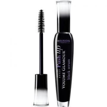 Bourjois Glamour Push Up Mascara - Black Serum
