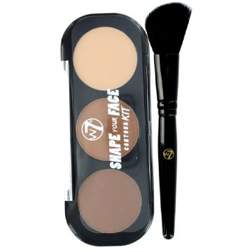 W7 Cosmetics Shape Your Face Contour Kit
