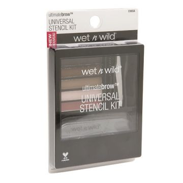 Wet n Wild Ultimate Brow Universal Stencil Kit - C985A