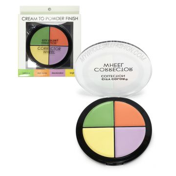 City Color Color Correcting Wheel - BB