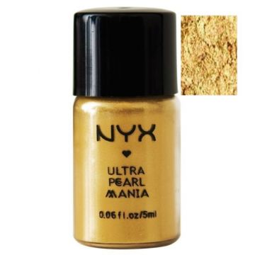 NYX Loose Pearl Eye Shadow - Yellow Gold (LP17)