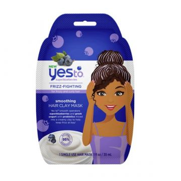 Yesto superblueberries Soothing Hair Clay Mask - 30ml