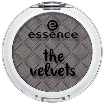 Essence The Velvets Eyeshadow - 04 You're The Greytest - 2.8g - MB
