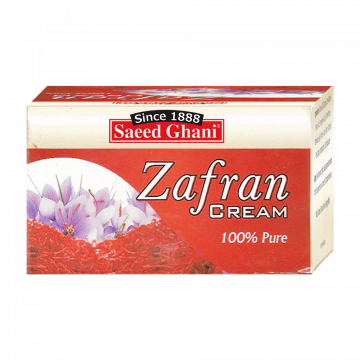 Saeed Ghani Zafran Cream - 85gm